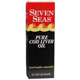 Seven Seas Pure Cod Liver Oil 450ml