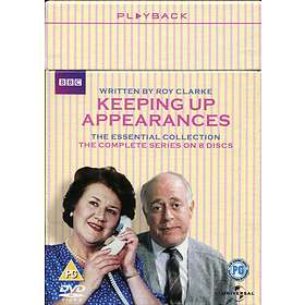 Keeping Up Appearances - Series 1-5