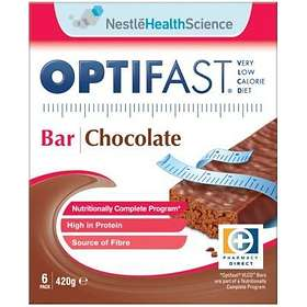 Optifast Bar 70g 6pcs