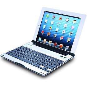 Isotech Bluetooth Aluminum Keyboard for iPad (Nordisk)