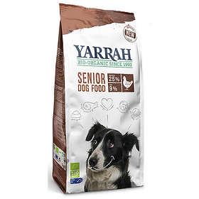 Yarrah Dog Senior Chicken and Fish with Herbs 2kg
