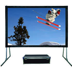 "Sapphire AV Rapid Fold Matt White Front Projection 4:3 120"" (244x183)"