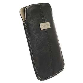 Krusell Luna Leather Mobile Pouch XXL