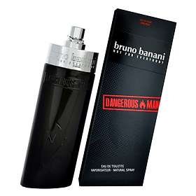 Bruno Banani Dangerous Man edt 75ml