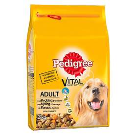 Pedigree Vital Protection Adult Chicken 3kg