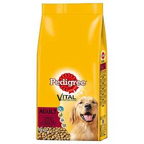 Pedigree Vital Protection Adult Beef 15kg