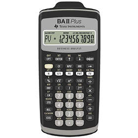 Texas Instruments TI-BAII Plus