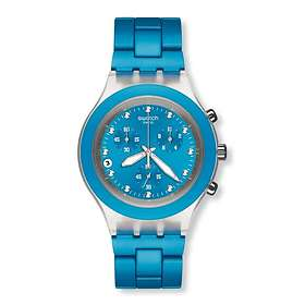 Swatch Full Blooded Cyan SVCK4053AG