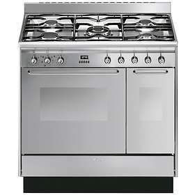 SMEG CC92MX9 (Stainless Steel)
