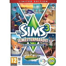 The Sims 3: Island Paradise  - Limited Edition (Expansion) (PC)