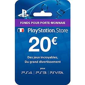 Sony PlayStation Network Card - 20 EUR