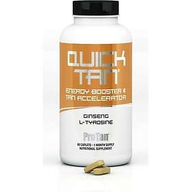 Pro Tan Protan Quick Energy Booster and Accelerator 60 Capsules