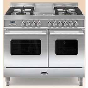 Britannia Delphi 100 Twin Dual Fuel (Stainless Steel)