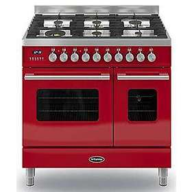 Britannia Delphi 90 Twin Dual Fuel (Red)