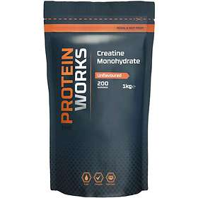 The Protein Works CREATINE MONOHYDRATE 0.25kg