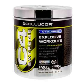 Cellucor C4 Extreme 0.18kg