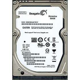 Seagate Momentus ST9500424AS 16MB 500GB