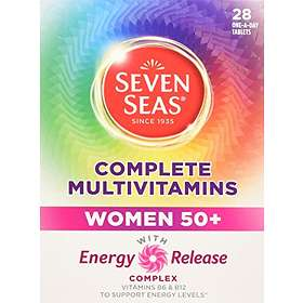 Seven Seas Multivitamin 50+ Women 28 Capsules