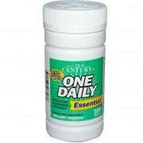 21st Century One Daily Essential Multivitamin Multimineral 100 Tablets