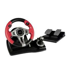 Logic3 TopDrive GT (3-in-1) Wheel (PC/PS2/PS3)