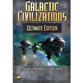 Galactic Civilizations I - Ultimate Edition (PC)