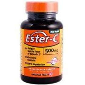 American Health Ester-C 500mg 90 Tablets