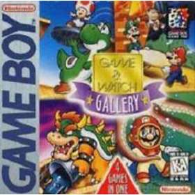 Game And Watch Gallery (GB)