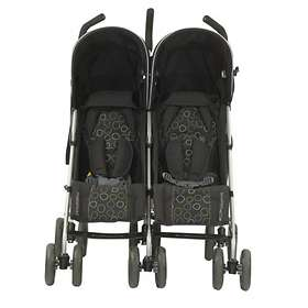 Babylove Twin Odyssey (Double Buggy)