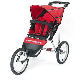 Out n About V2 Nipper Sport (Jogging Stroller)