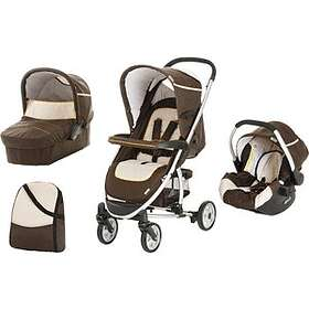 Hauck Malibu 4 Trio Set 3in1 (Travel System)