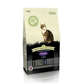James Wellbeloved Cat Senior Fish 4kg