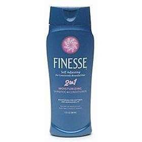 Finesse Self Adjusting Moisturizing 2in1 384ml