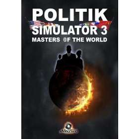 Masters of the World: Geo-Political Simulator 3 (PC)