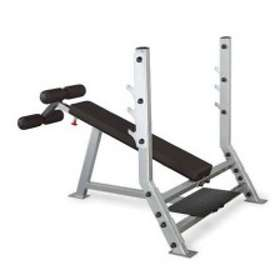 Body Solid Pro Club-Line Decline Olympic Bench