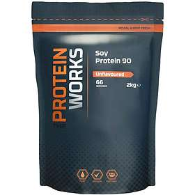 The Protein Works Soy Protein 90 1kg