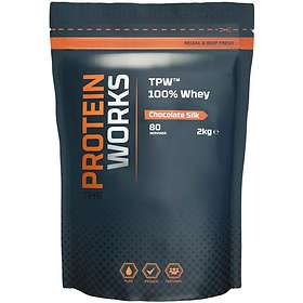 The Protein Works TPW 100% Whey 1kg