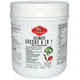 Olympian Labs Ultimate Greens Protein 8 in 1 0.54kg