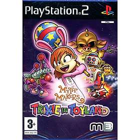 Myth Makers: Trixie in Toyland (PS2)