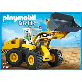 Playmobil City Life 5469 Large Front Loader