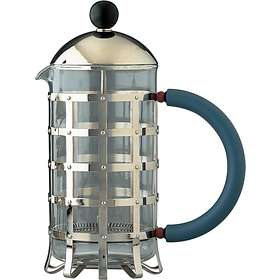 Alessi Press Filter Coffee Maker MGPF 8 Cups