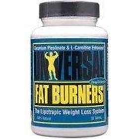 Ultimate Nutrition Universal Fat Burners 55 Kapsler