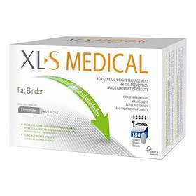XLS Medical Fat Binder 180 Tablets