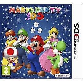 Mario Party 3DS (3DS)