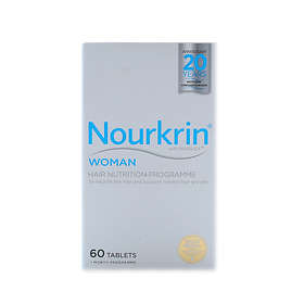 Nourkrin Woman Hair Nutrition Programme 60 Tablets