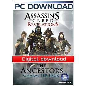 Assassin's Creed: Revelations - Ancestors Character Pack (PC)
