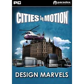 Cities in Motion: Design Marvels (PC)