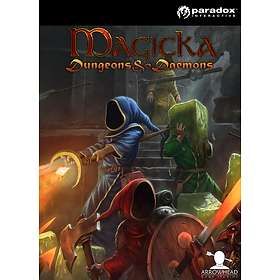 Magicka: Dungeons and Daemons (PC)