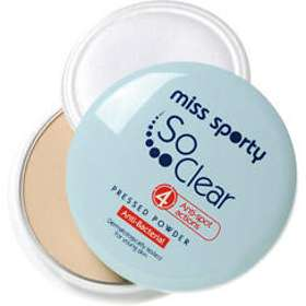 Miss Sporty So Clear Pressed Powder