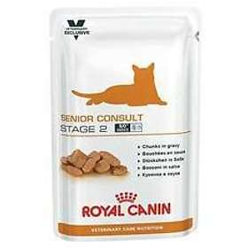 Royal Canin VCN Senior Consult Stage 2 12x0.1kg