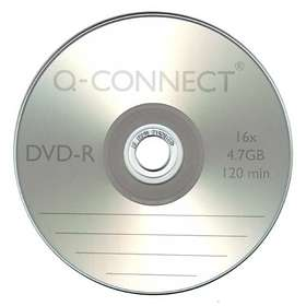 Q-Connect DVD-R 4,7GB 16x 25-pack Spindel
